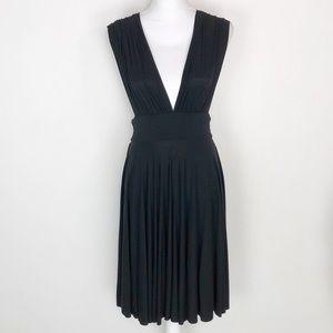 NWT WHBM Genius Convertible Dress in Black